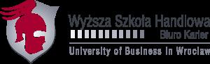 Logo: Wyższa Szkoła Handlowa