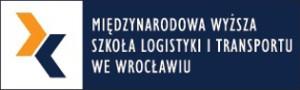 Logo: Międzynarodowa Wyższa Szkoła Logistyki i Transportu we Wrocławiu