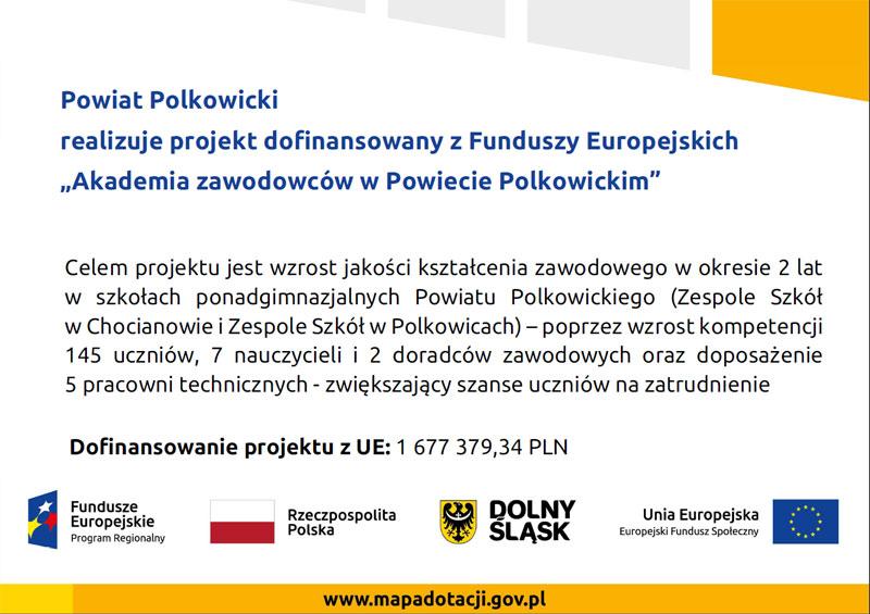 Akademia zawodowców w Powiecie Polkowickim