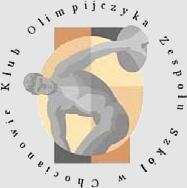 Logo: Klub Olimpijczyka Zespołu Szkół w Chocianowie