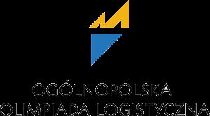 Logo: Ogólnopolska Olimpiada Logistyczna