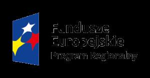 Logo: Fundusze Europejskie: Program Regionalny
